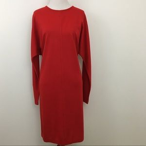 🆕 Liz Claiborne | Red Sweater Dress